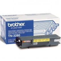 Toner TN-3280 8000 pages pour fax laser Brother