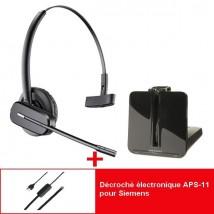 Pack Plantronics CS540 pour Siemens