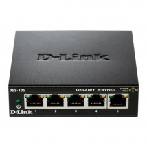 D-LINK DGS-105 - Switch 5 ports