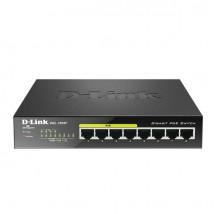 D-LINK DGS-1008P - Switch 8 ports - PoE