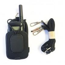 Housse avec harnais pour talkies-walkies