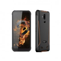 Smartphone Gigaset GX290 - Gris titane