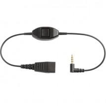 Câble Jabra pour téléphones mobiles