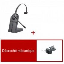 Pack casque Cleyver HW20 + Décroché mécanique