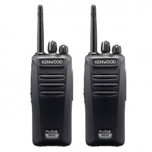 Pack Duo en promo : 2 talkies Kenwood TK-3401D