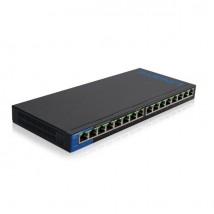 Linksys LGS116P 16 ports PoE