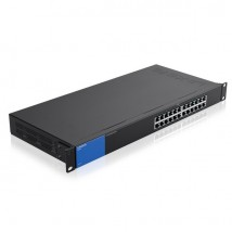 Linksys LGS124 24 ports