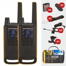 Talkie Walkie Motorola T82 Extreme