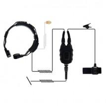 Ecouteur laryngophone pour motorola TLKR