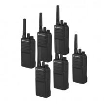 Pack de 6 Motorola XT420