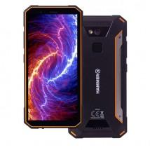 Hammer Energy 18X9 - Orange et noir