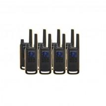 Pack de 8 Motorola T82 Extreme