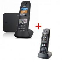 Pack Duo : Gigaset E630 + 1 combiné R650H
