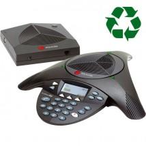 Polycom Soundstation 2 Wireless NE Reconditionné + 1 mois d'abonnement gratuit