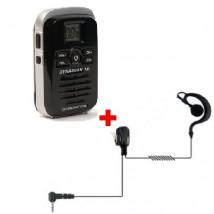 Pack Dynascan 1D + Kit contour d'oreille