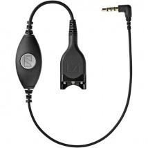 Câble Sennheiser CMB01 pour smartphones