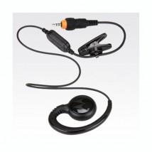 Oreillette avec cordon court pour Motorola CLP446
