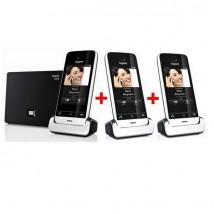 Téléphone Sans Fil Pack Trio: Gigaset SL910A