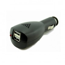 Chargeur double USB / allume-cigare