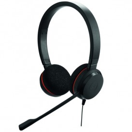 Casque USB Jabra Evolve 20 UC Duo