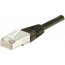 Câble RJ45 CAT 6 FTP 1m Noir (Pack de 5)