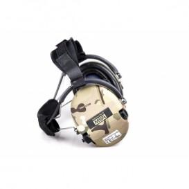 Casque anti-bruit MSA Supreme Pro-X Camouflage - Serre-nuque