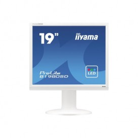 IIYama - Écran ProLite 19'' E1980SD-B2 Blanc