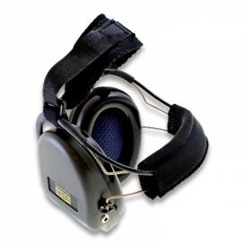 Casque anti-bruit MSA Supreme Pro-X noir - Serre-nuque