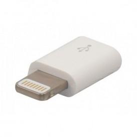Adaptateur micro USB-B 2.0 vers Lightning