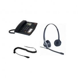 Alcatel Temporis 880 + Cleyver HC45