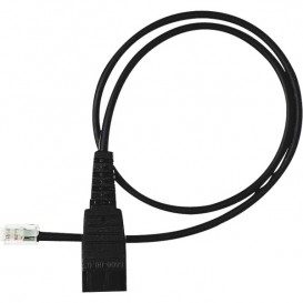 Câble QD pour casque ALCATEL