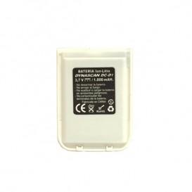 Batterie 1 800 mAh pour Dynascan 1D Blanc