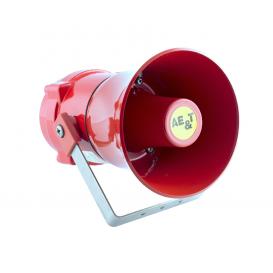 Sirène électronique ATEX puissante 117 dB
