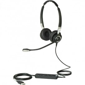 Casque Jabra BIZ 2400 II USB UC MS Duo