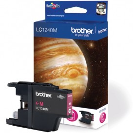 Cartouche Brother Magenta LC1240M