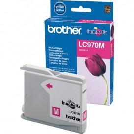 Cartouche Brother Magenta LC970M