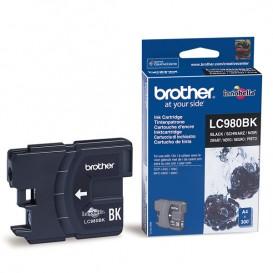 Cartouche Brother Noir LC980BK