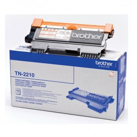 Toner noir 1200 pages Brother TN-2210