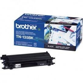 Toner noir TN135 pour fax laser couleur Brother