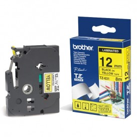 Ruban TZe-631 pour Brother P-Touch