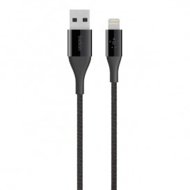 Câble Lightning vers USB Belkin Noir