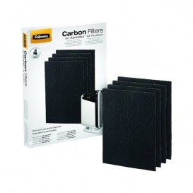 Filtres Charbon pour purificateur DX55 Fellowes