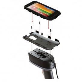 Etui de protection smartphone pour Saveo Scan