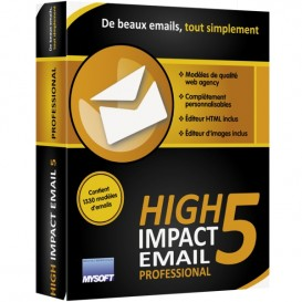 High Impact email pro V5