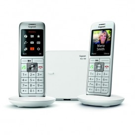 Gigaset CL660 Duo Blanc