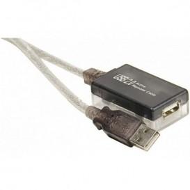 Câble rallonge amplifiée USB 2.0 12m