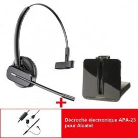 Pack Plantronics CS540 pour Alcatel série 8 et 9