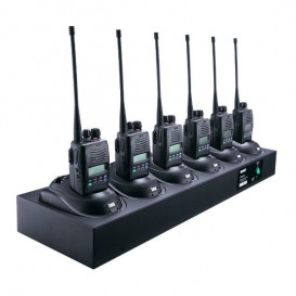 Chargeur multiple 6 positions pour Entel HX DX