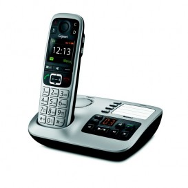 Téléphone sans fil avec répondeur Gigaset E560A