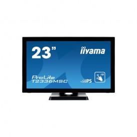 IIYama - Écran ProLite 23'' Tactile T2336MSC-B2 noir